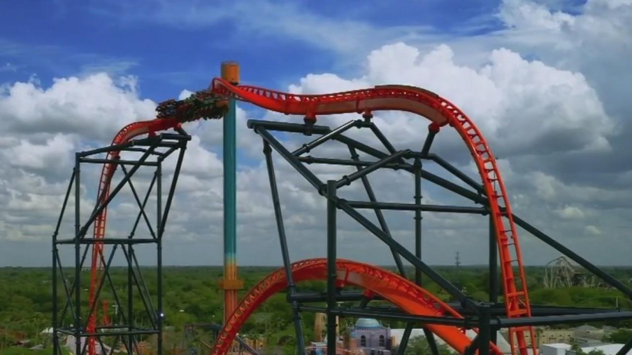 'Tigris' launches at Busch Gardens