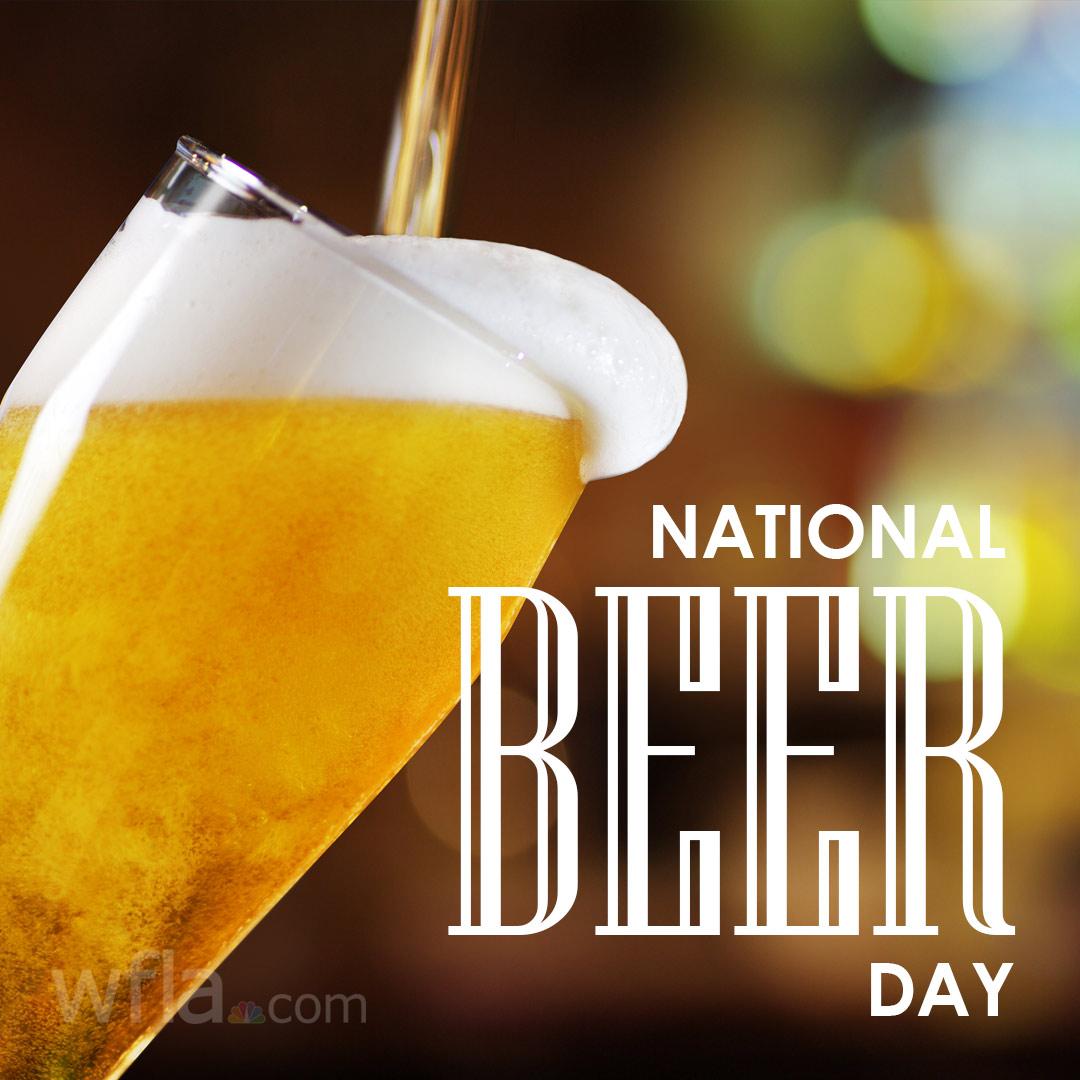 Celebrating National Beer Day