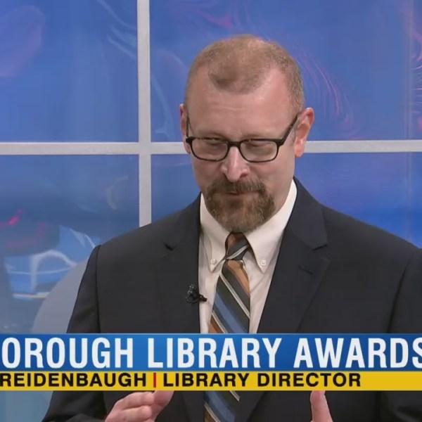 Hillsborough Library Award