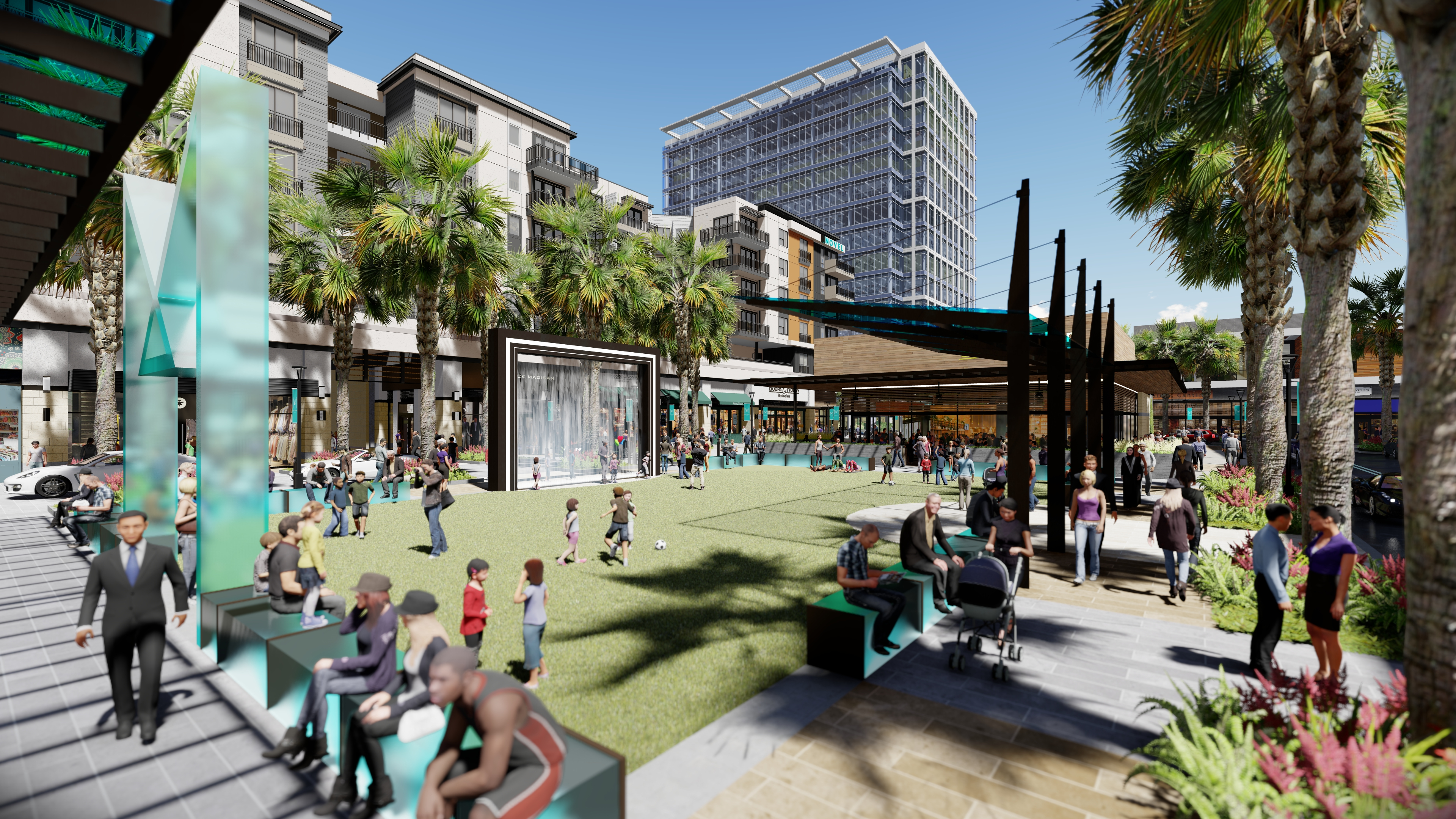 Midtown Tampa development first of its kind for the city