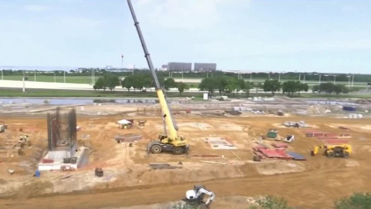 Tampa International Airport expanding