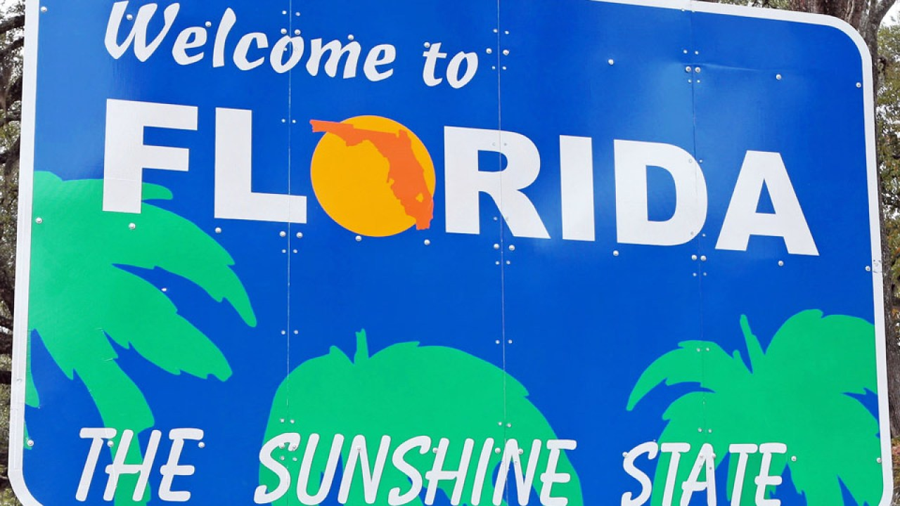 Florida ranked 3rd most sinful state in the US