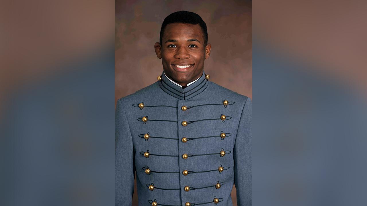 Cadet Christopher J. Morgan