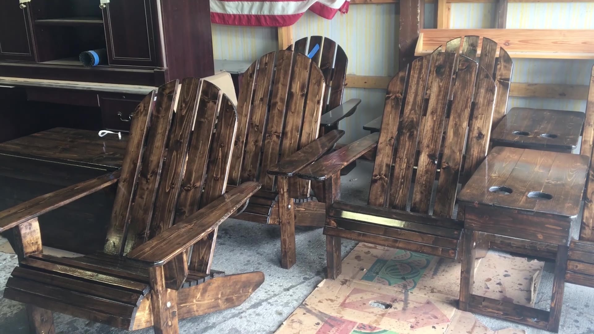 Handmade Furniture Crafted By Inmates Sold On Pasco Sheriff S Office Website