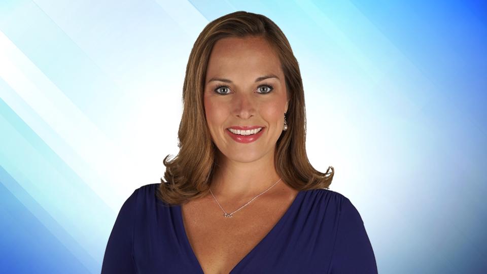 Storm Team 8 meteorologist Julie Phillips