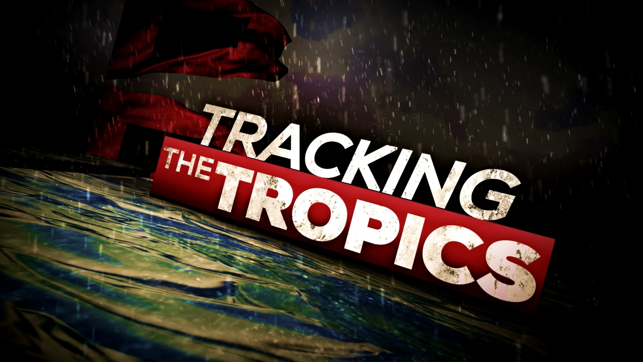 Tracking the Tropics: 3 active systems in Atlantic, more possible disturbances coming - WFLA