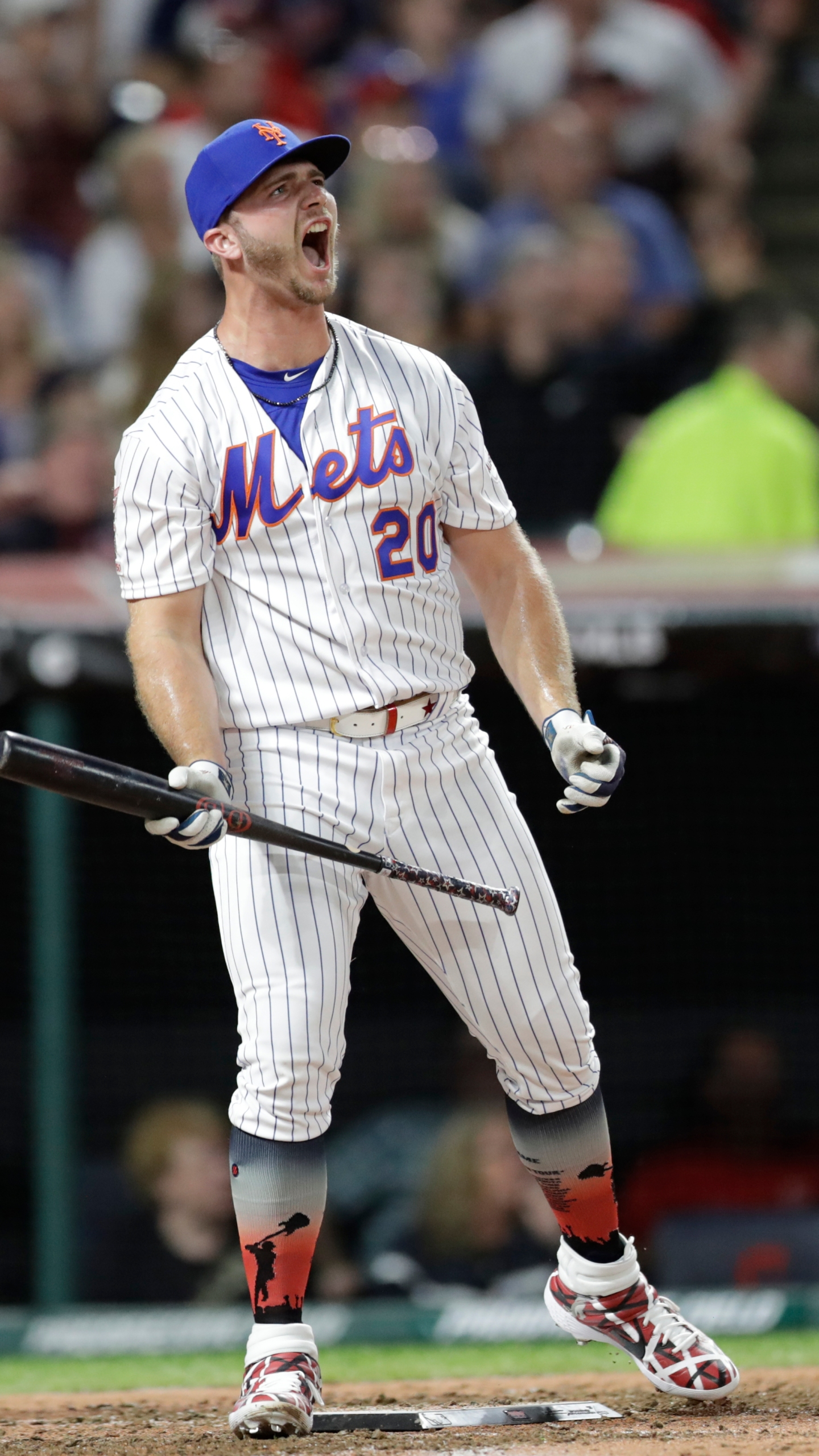 Tampa Native Pete Alonso Wins Home Run Derby Title Wfla