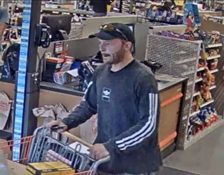 Miraculous Deputies Searching For Home Depot Theft Suspect In Pasco Co Download Free Architecture Designs Scobabritishbridgeorg