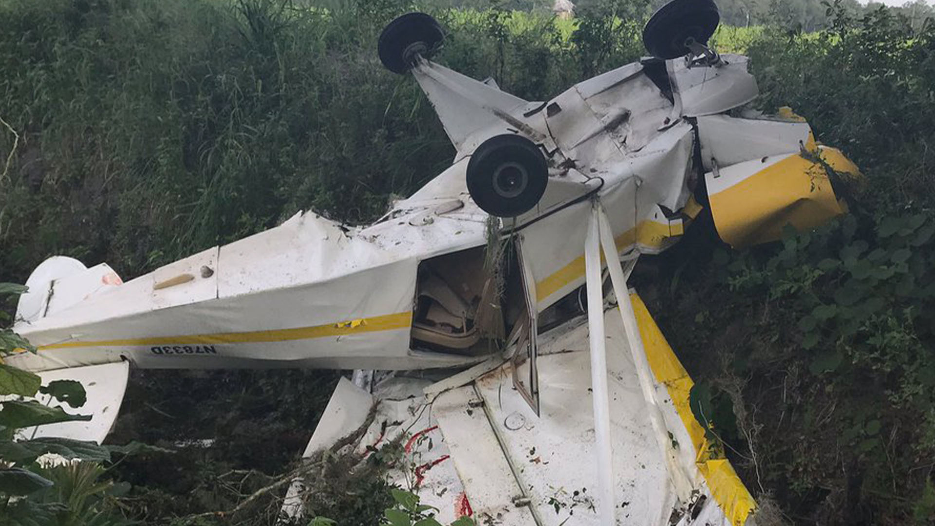 2 People Survive Small Plane Crash In Florida Wfla