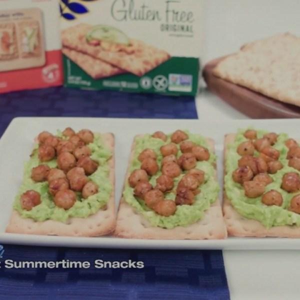 Smart Summertime Snacks