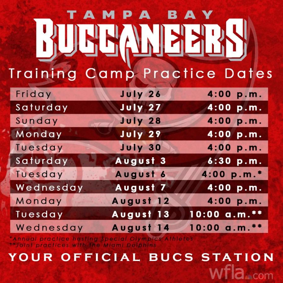 Bucs Schedule 2020.Tampa Bay Buccaneers Schedule 2019 Tampa Bay Buccaneers