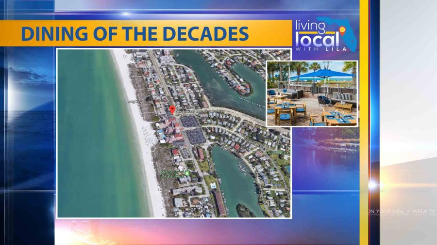 Dining of the Decades' takes your taste buds through history | WFLA