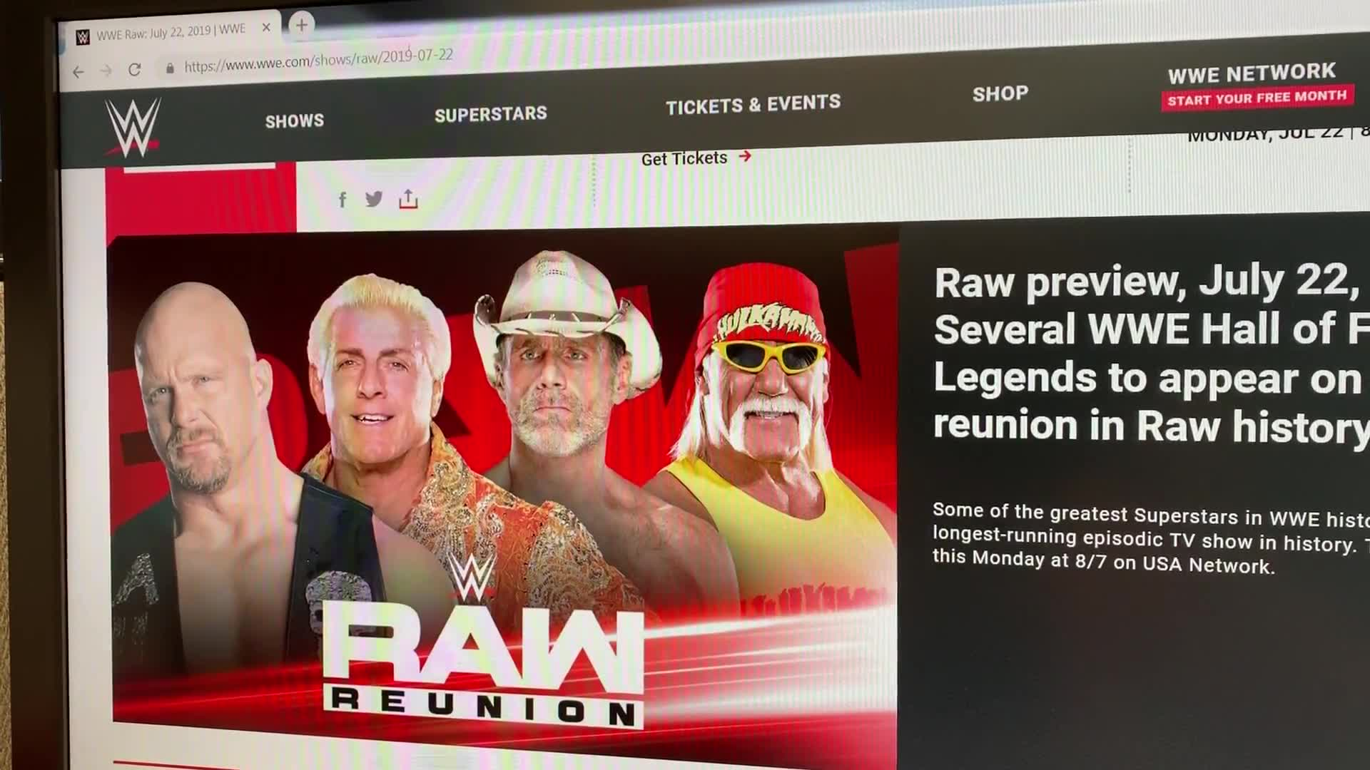 WWE returning to Tampa with huge 'reunion show,' excitement