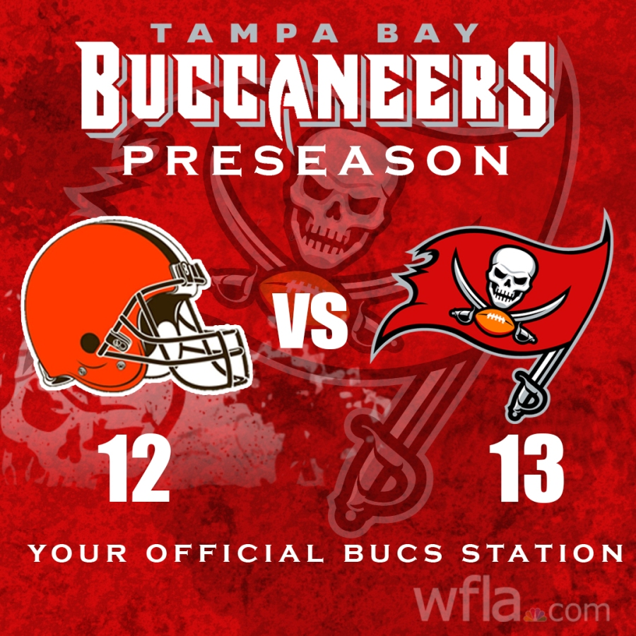 29a272de Bucs score a win against Browns at home | WFLA