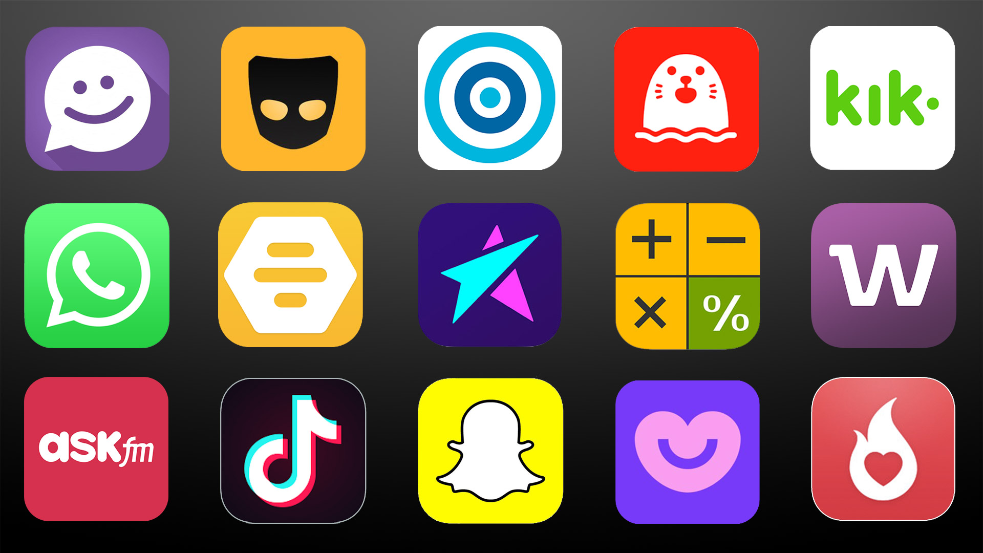 Deputies say these 15 apps could put your kids in danger   WFLA