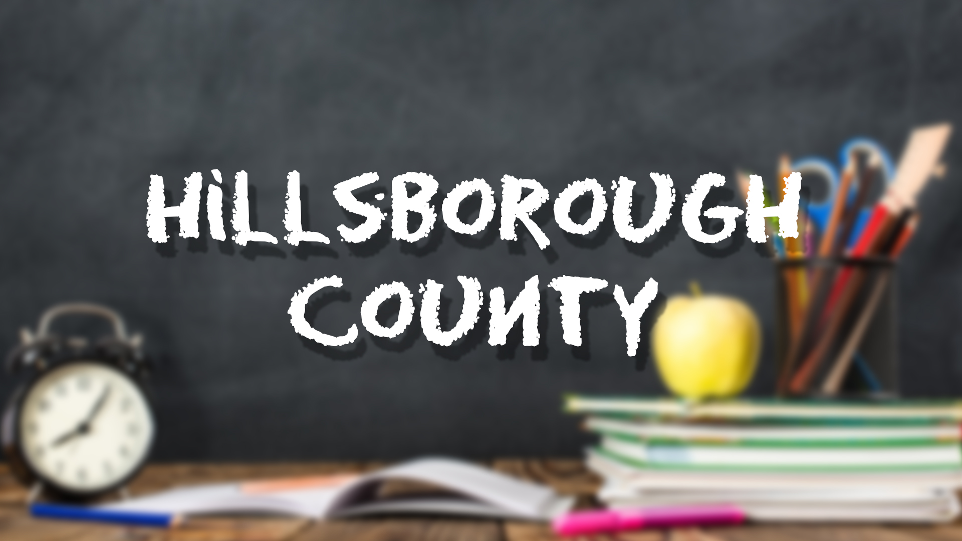2019 2020 bell schedules for Hillsborough County
