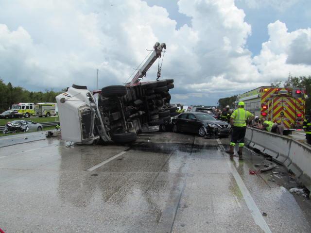 Deadly I-75 crash shines spotlight on Florida's big semi-truck