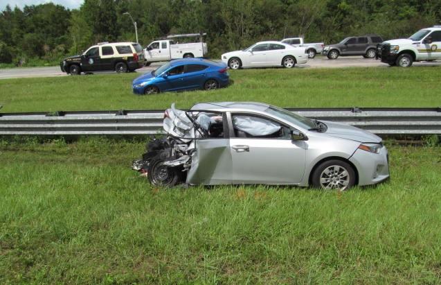 2-month-old baby dies after deadly dump truck crash on I-75   WFLA