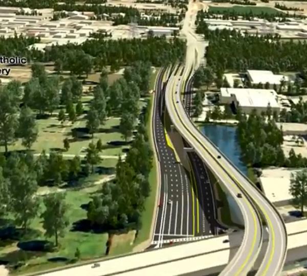 Gateway Expressway rendering