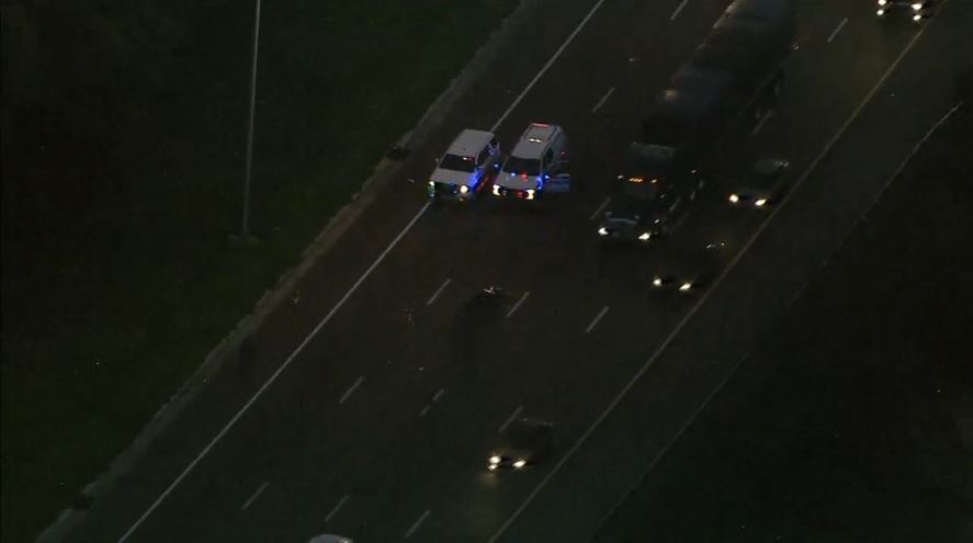 Crash causes delays on Interstate 75 in Tampa | WFLA