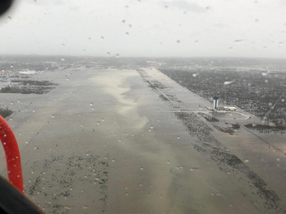 Hurricane supplies on their way to Bahamas thanks to Tampa Bay pilots