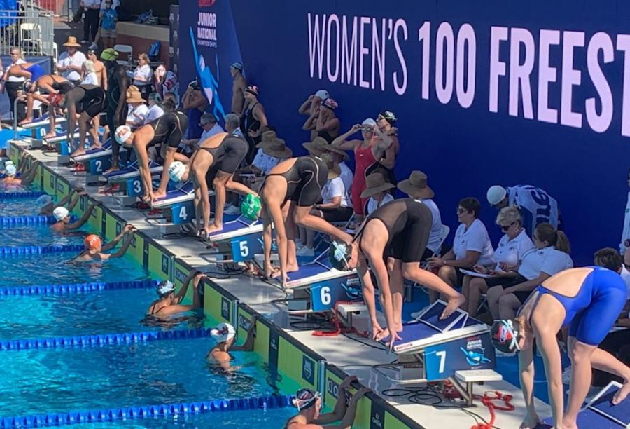 Plant High School swimmer calls qualifying for Olympic