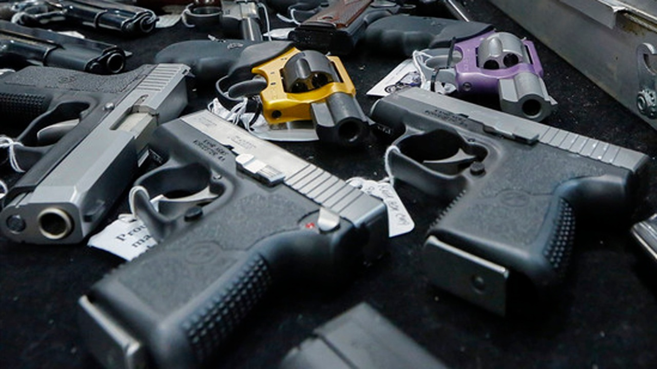 Cocked and locked: As Biden pushes gun control, how does Florida stock up?