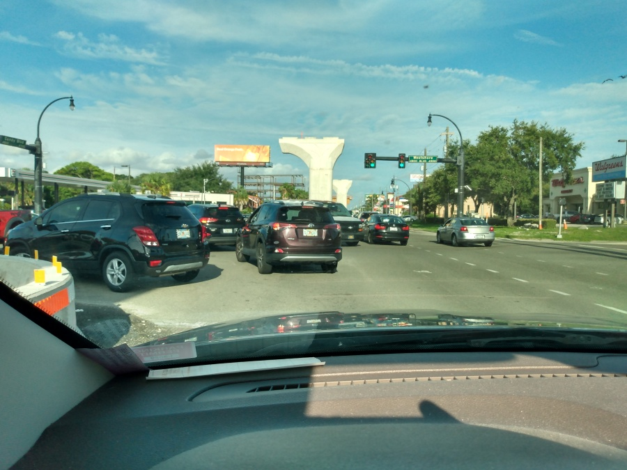 Road Rants: How to navigate Gandy and West Shore congestion
