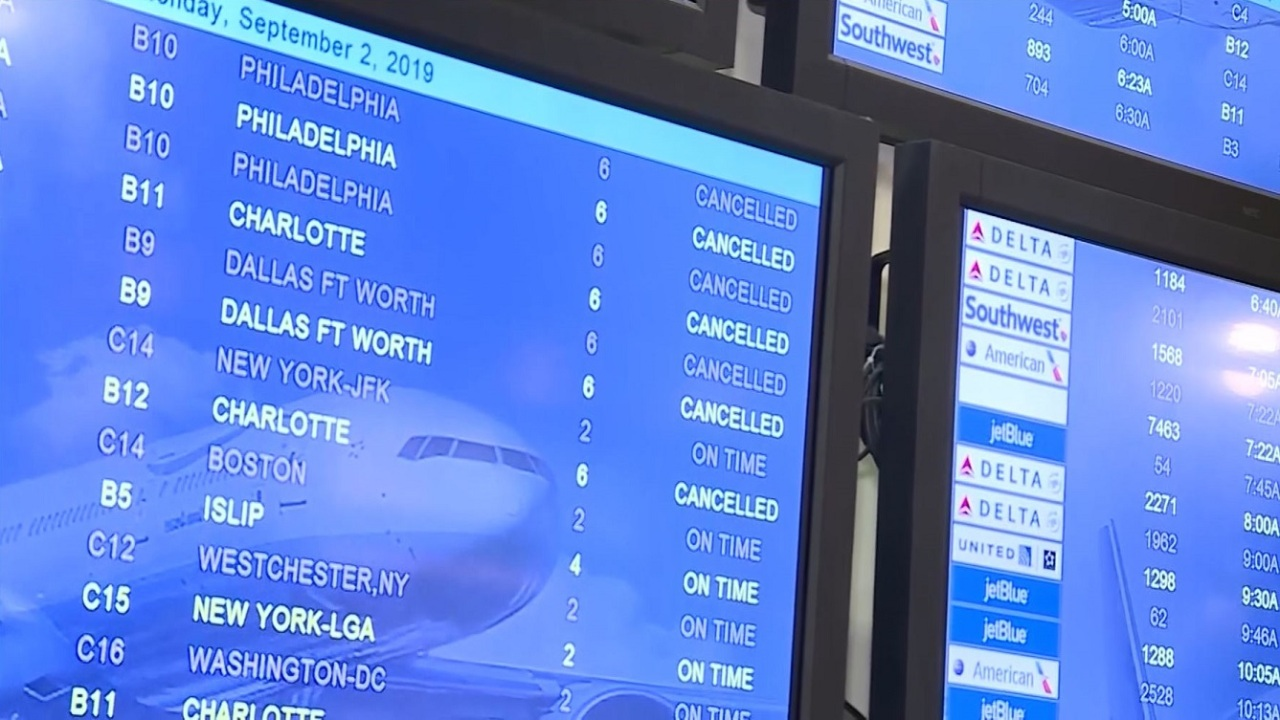 Silver Airways cancels flights out of Tampa ahead of