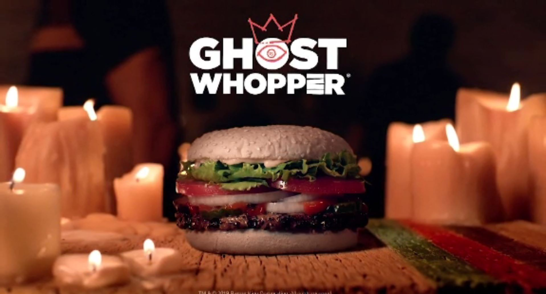 Burger King selling 'Ghost Whopper' for Halloween | WFLA