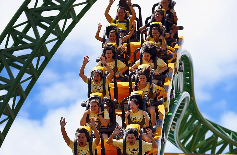 Busch Gardens Remains Open Amid Coronavirus Concerns Wfla
