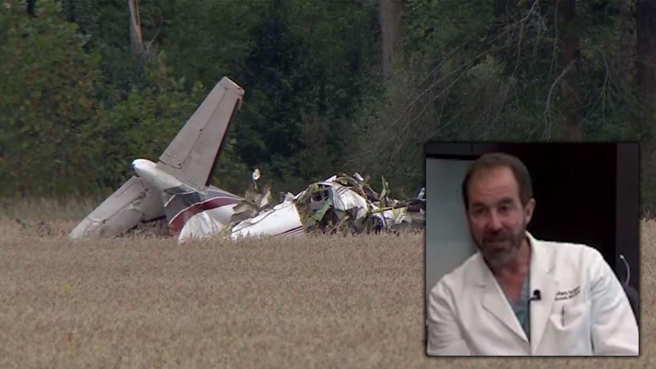 Wrong fuel caused plane crash that killed Tampa surgeon, NTSB says