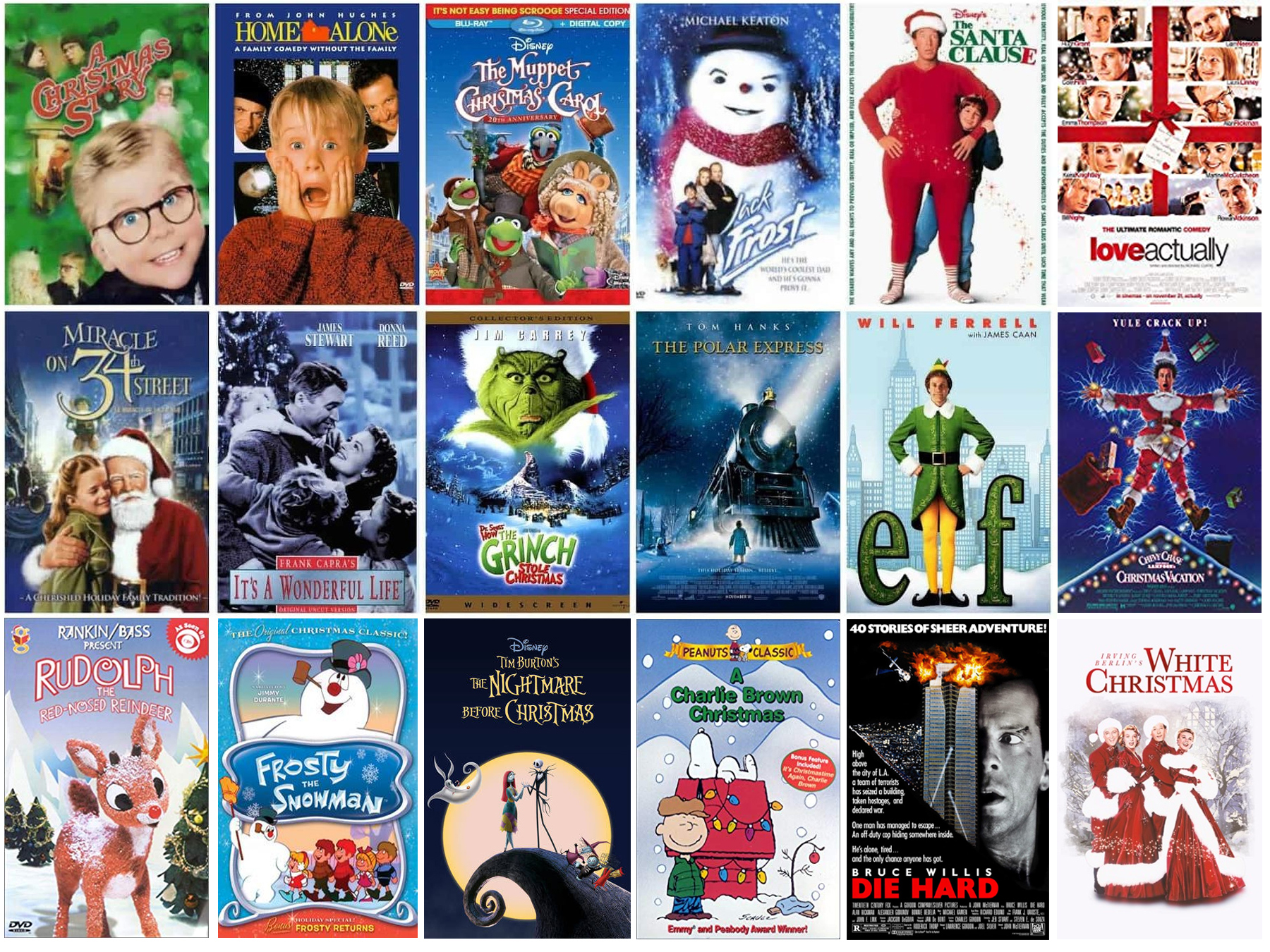 What S The Best Christmas Movie Ever