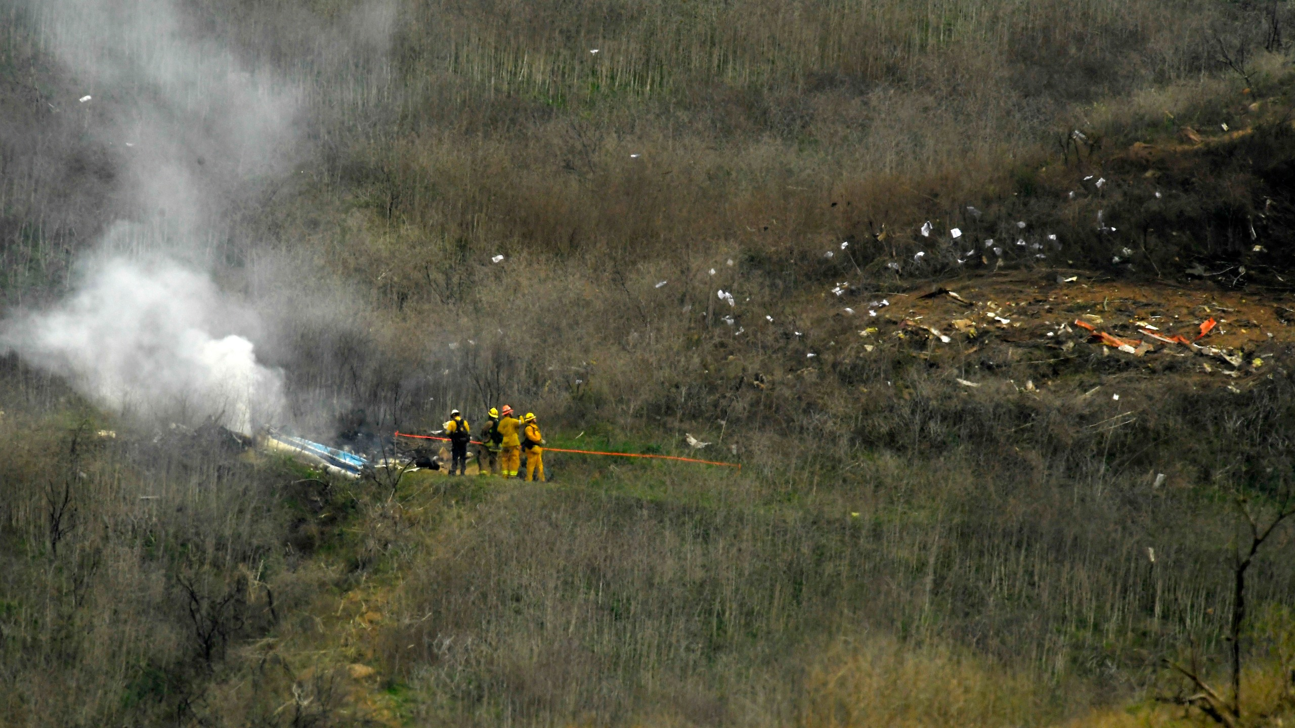 Image result for images of kobe bryant helicopter crash