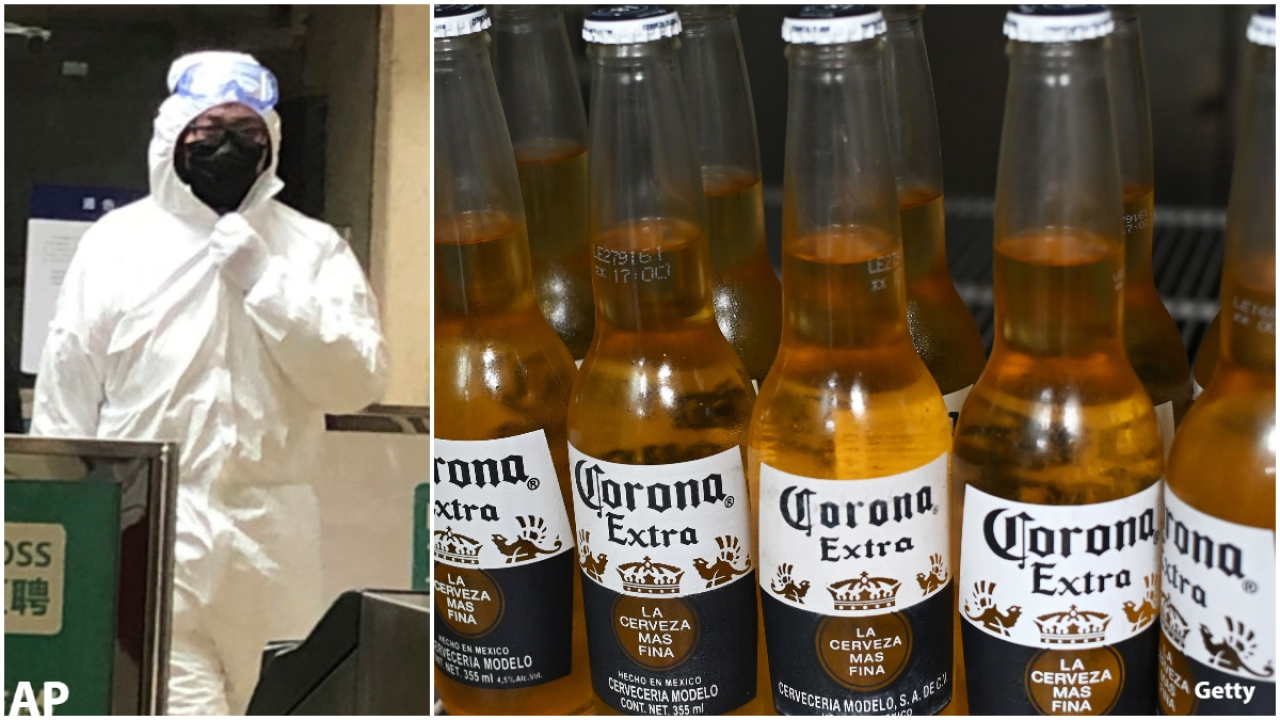 Nearly 40% of beer-drinking Americans won't buy Corona due to ...