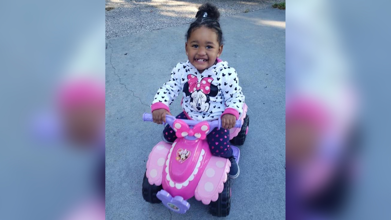 'She was perfect': Heartbroken mom mourning loss of 23-month-old killed by SUV in Palmetto
