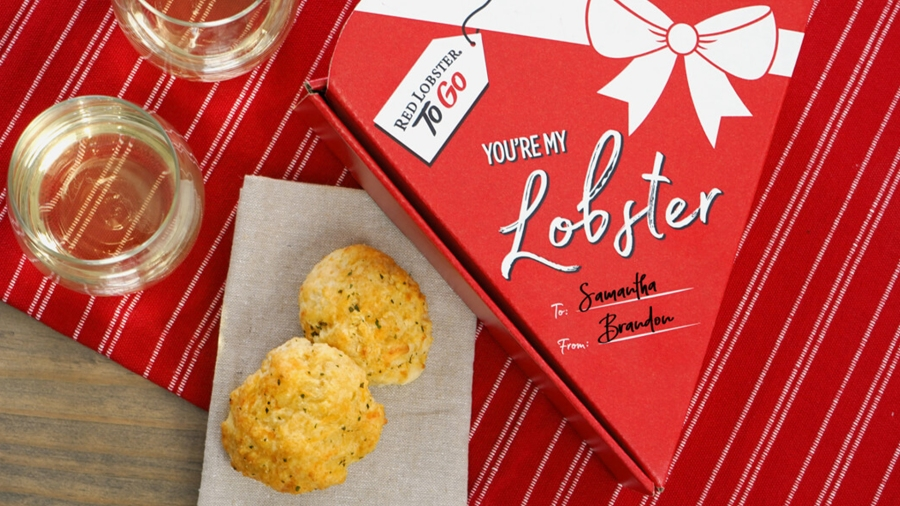 Red Lobster releases heart shaped boxes of Cheddar Bay Biscuits