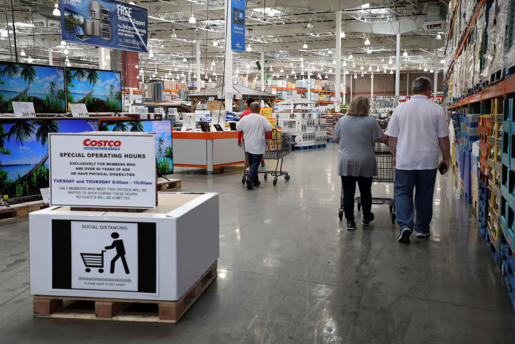Costco Announces Special Hours For Members 60 And Older Wfla