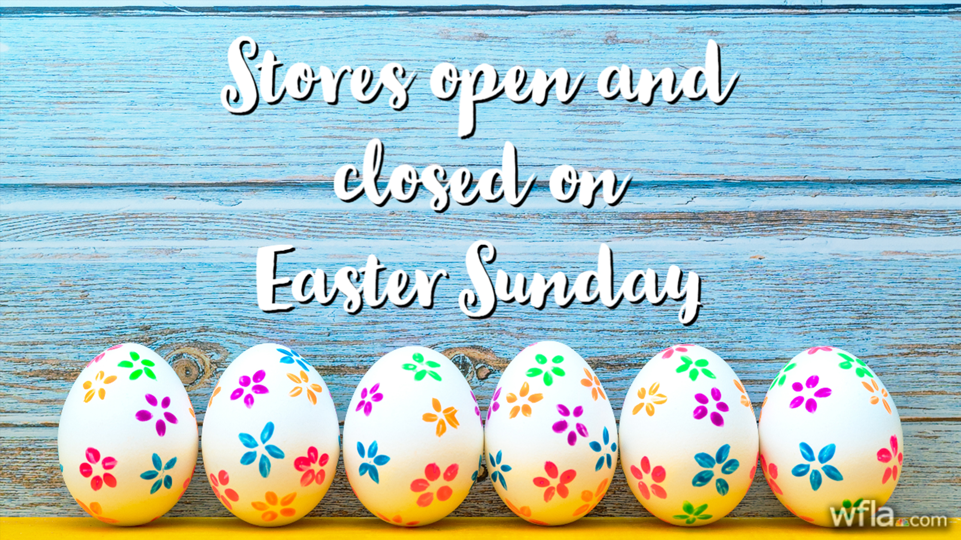 List Grocery Stores Retailers Open And Closed On Easter Sunday