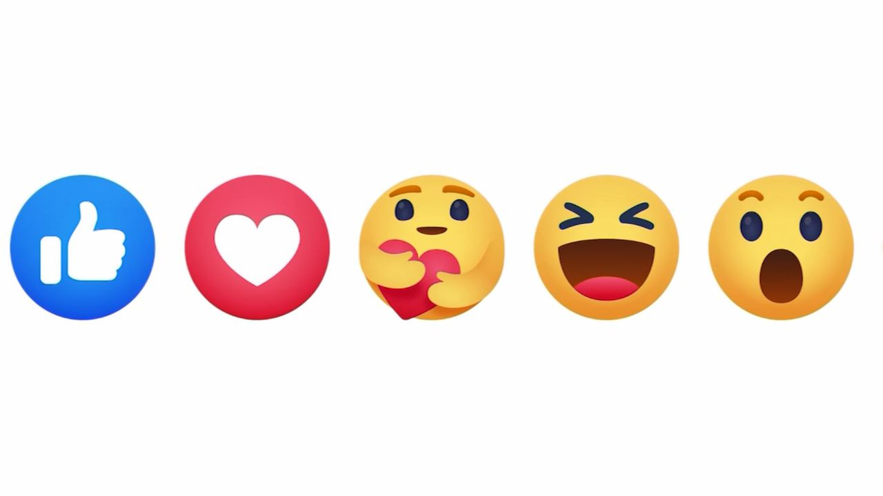 Facebook launches new care reaction emoji   WFLA