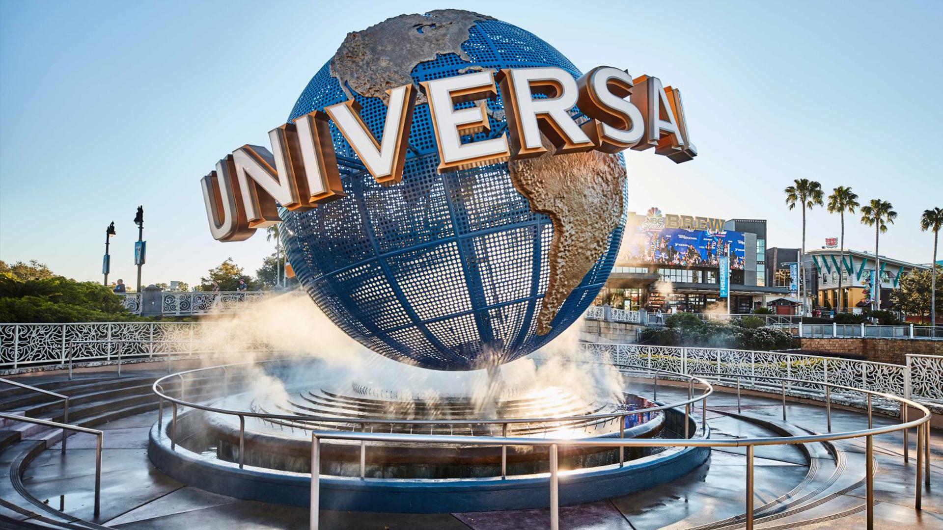bezoek aan universal studios
