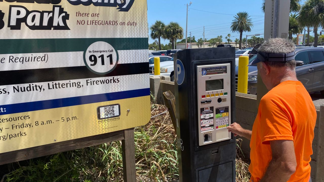 St. Pete Beach raises parking costs to cover additional cleaning amidst coronavirus