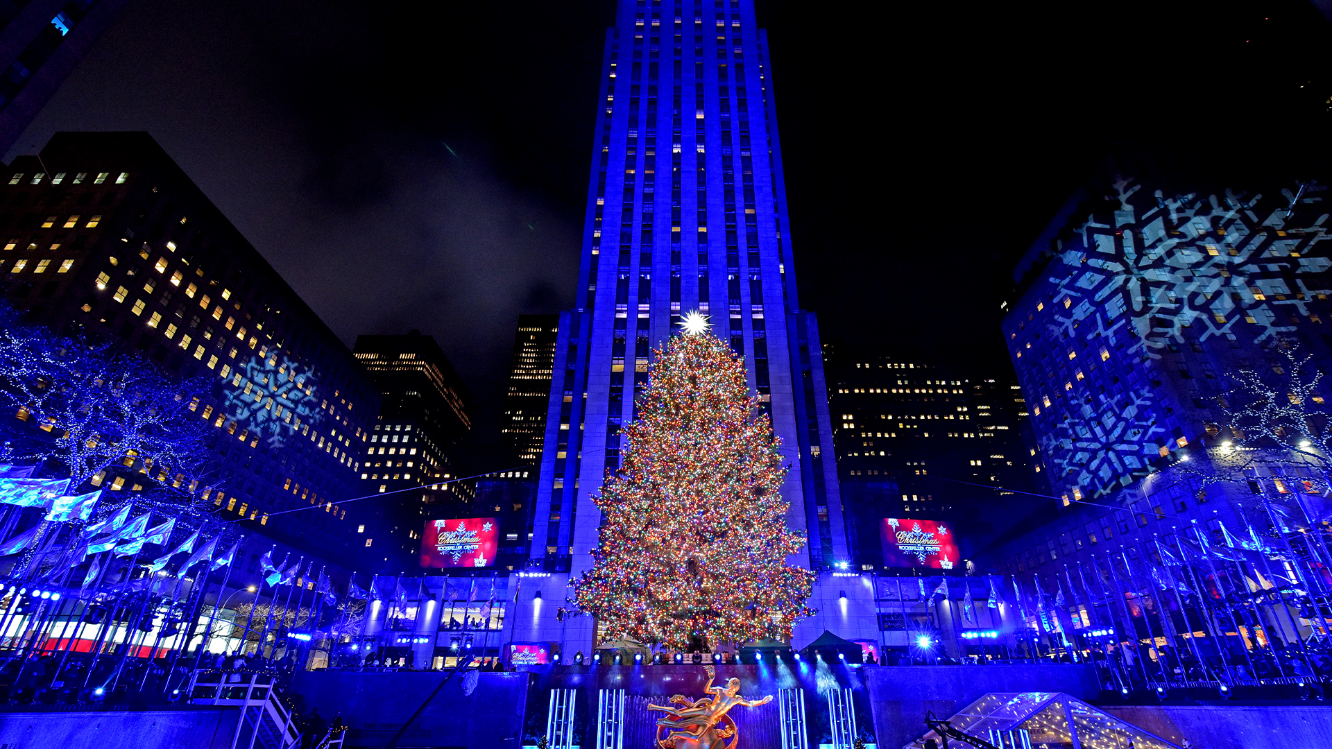 Rockefeller Center Christmas Tree 2021 Map Rockefeller Center Christmas Tree To Return Possibly Without Crowds Due To Pandemic Wfla
