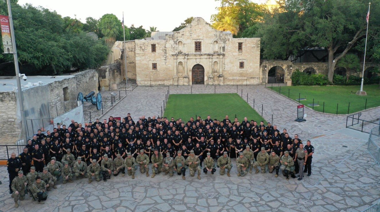 'Don't mess with The Alamo': Texas plans to protect ...
