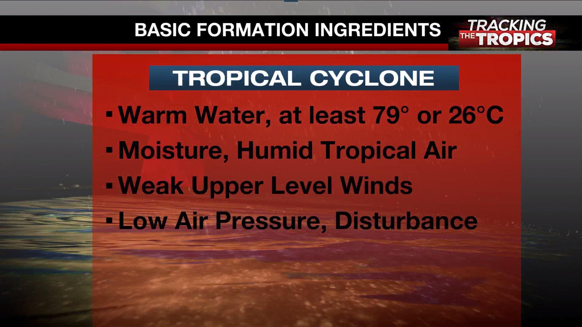 Tracking the Tropics: How do hurricanes form?