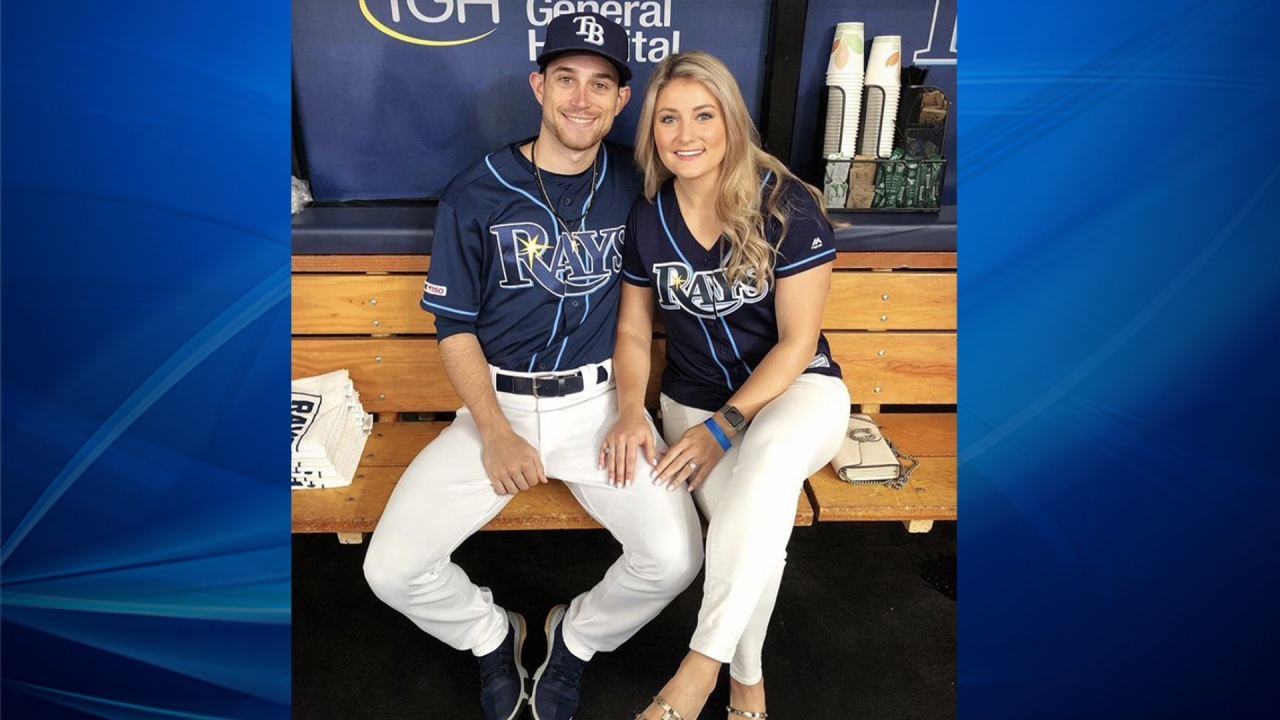 wife of rays infielder brandon lowe starts sweet and lowe bakery wfla wife of rays infielder brandon lowe