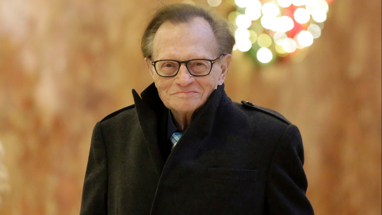 Larry King loses son, daughter just weeks apart