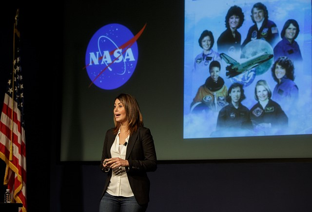 From teen immigrant to NASA engineer: How UF grad Diana Trujillo is leaving her mark on Mars