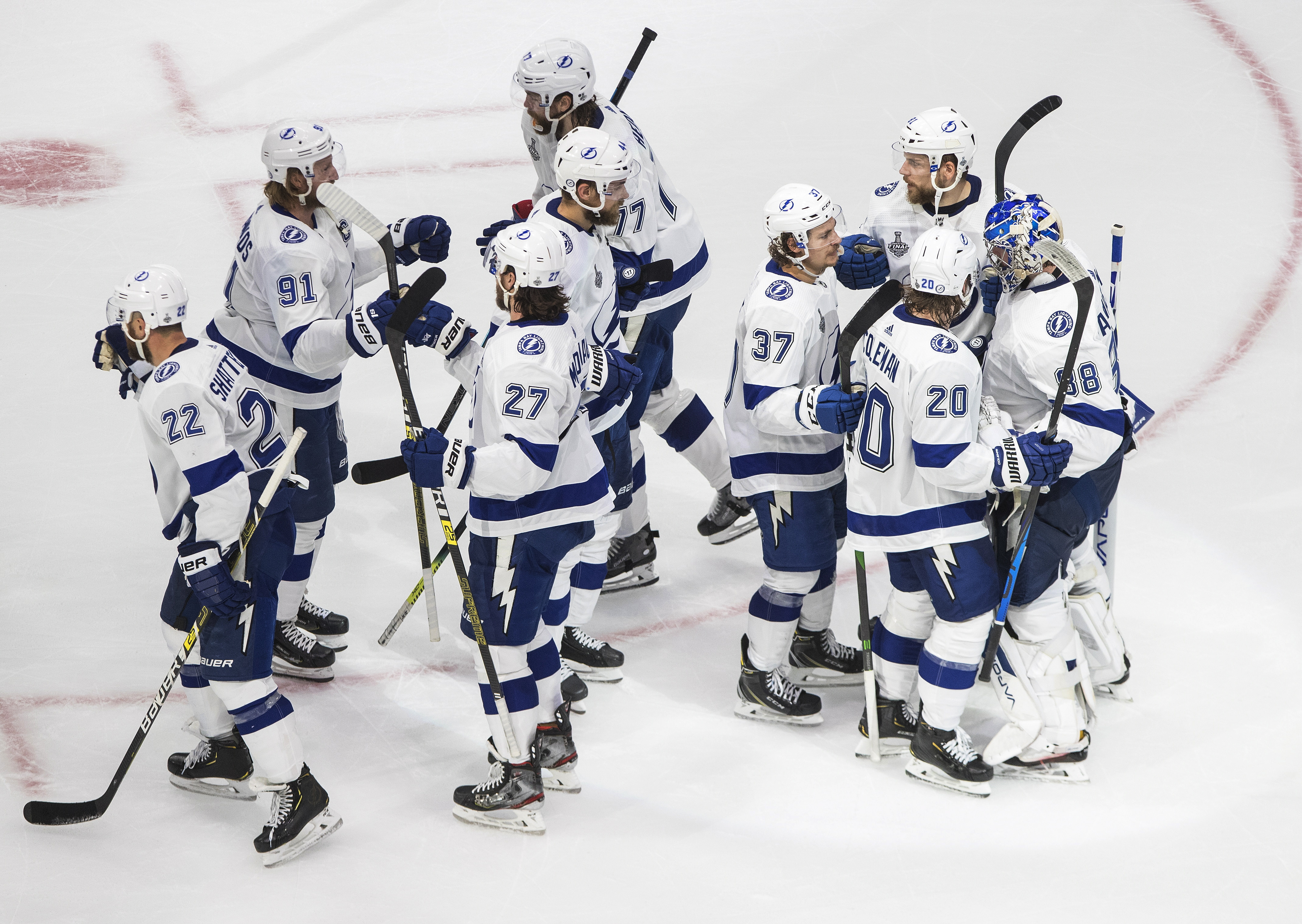 Recap Lightning Take 3 1 Lead In Stanley Cup Final Wfla