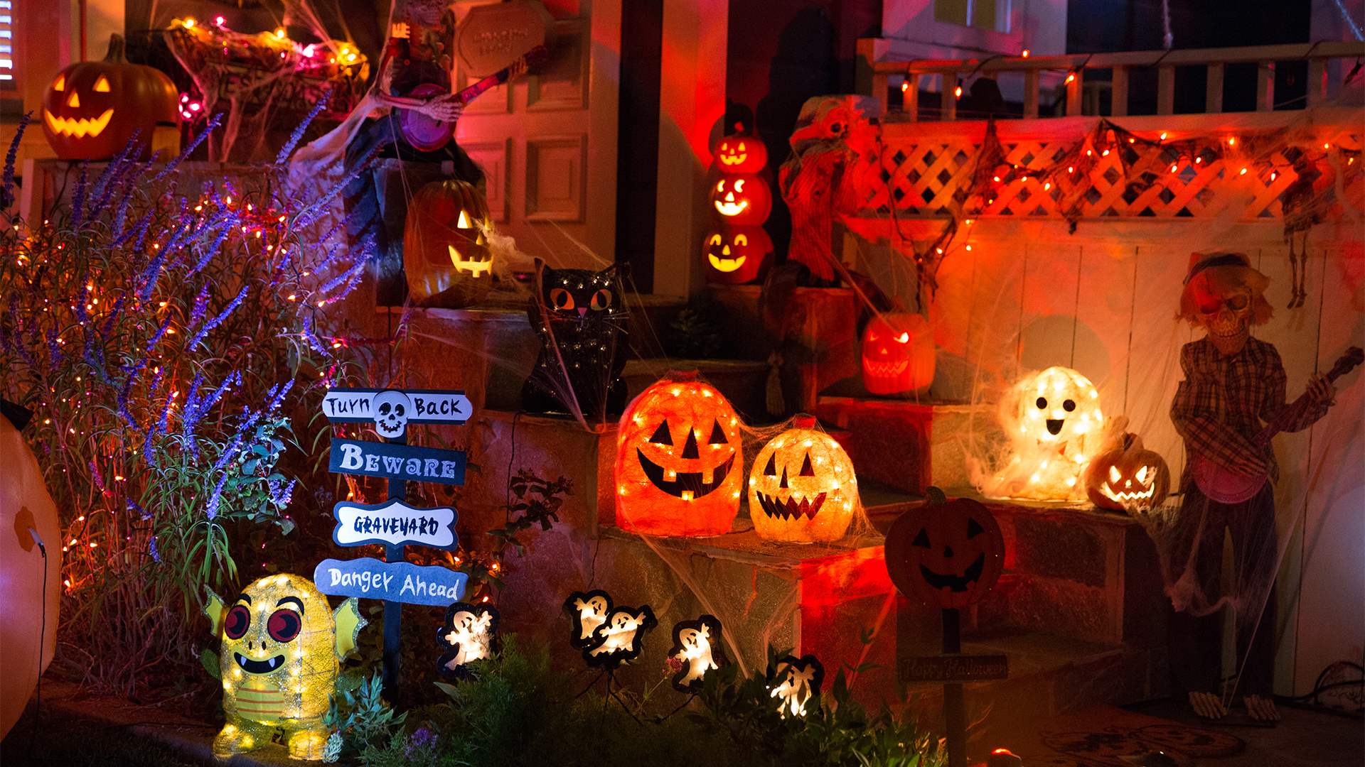 Halloween 2020 Dc Area Events Halloween 2020: List of local events | WFLA